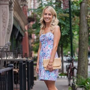 Lilly Pulitzer Petra Shell Me About It Dress